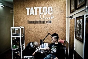 Hình ảnh cửa hàng xăm hình Tattoo Hà Nội