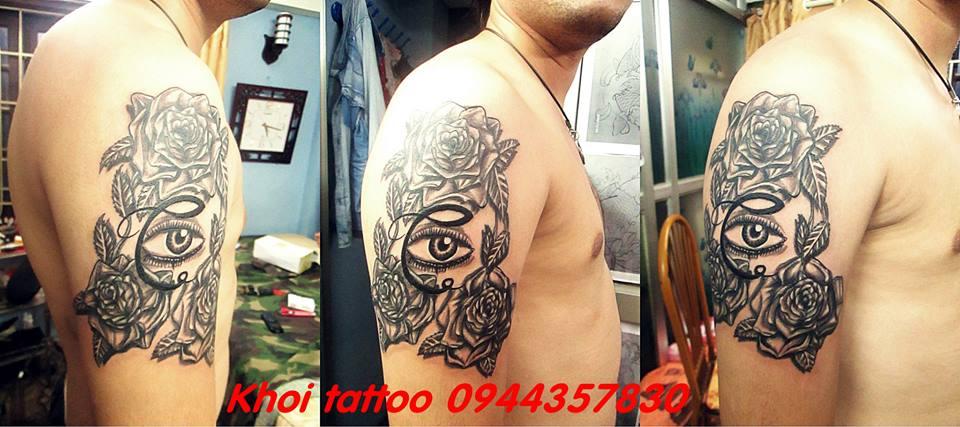 Cửa hàng xăm hình đẹp Lò Đúc, Khôi Tattoo Hai Bà Trưng