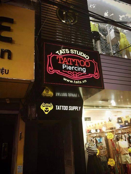 Địa chỉ Tats Studio Tuấn Bờm 91 Bà Triệu, Hai Bà Trưng, Hà Nội