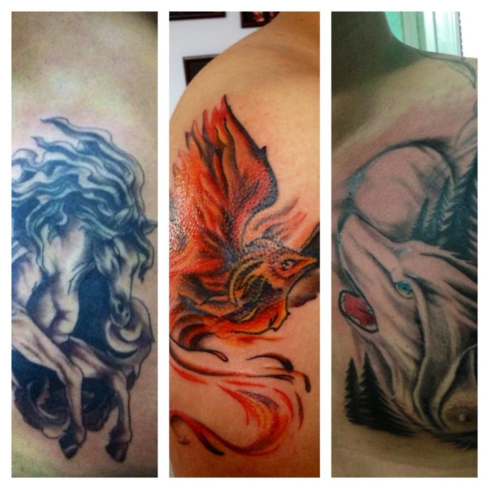 Hình xăm đẹp tại Fuong Tattoo 19 Cửa Nam, Hoàn Kiếm