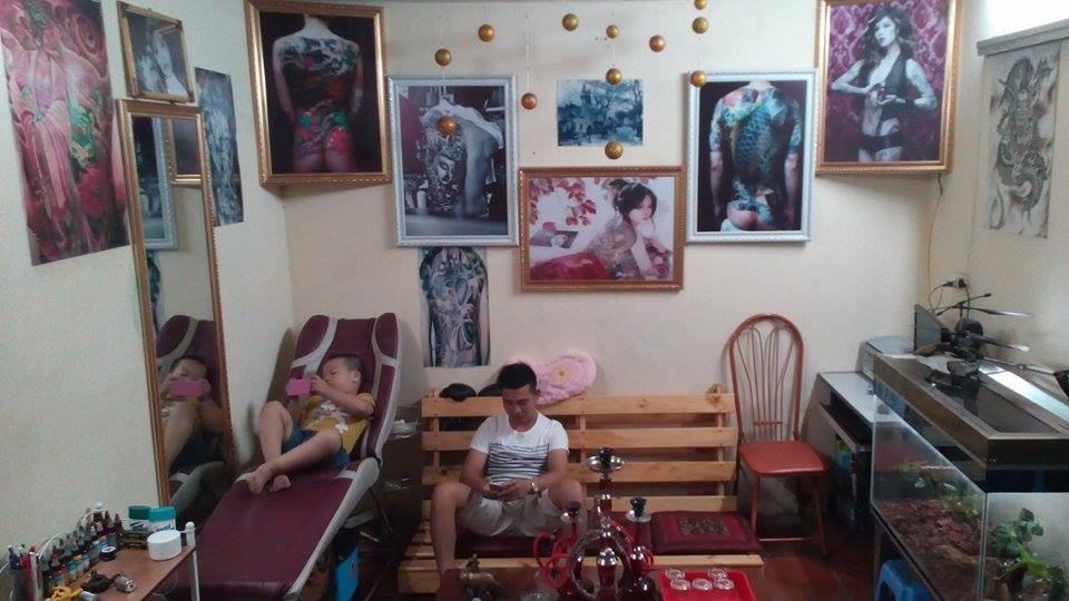 Địa chỉ xăm hình uy tín đẹp Ngọc Hồi, Thanh Tri, Hà Nội