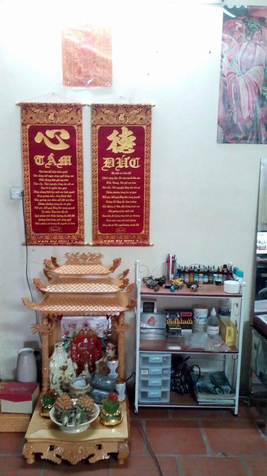 Dịch vụ xăm hình uy tín Ngoc Hồi Thanh Trì, Hà Nội