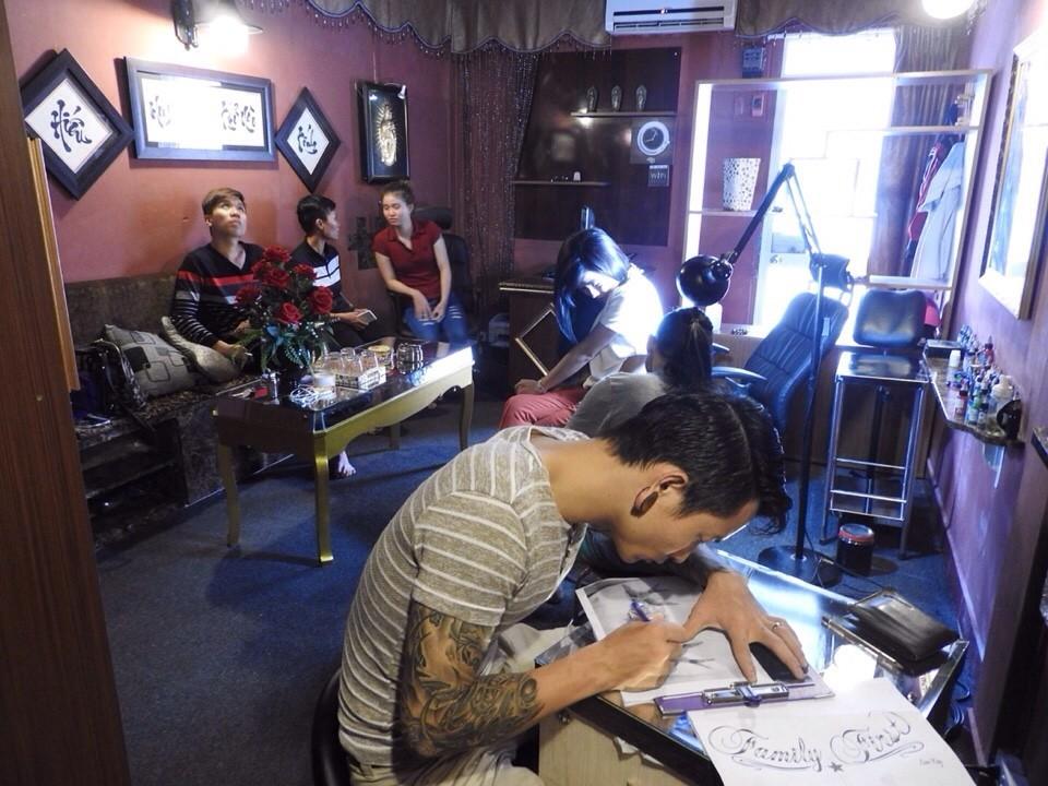 chuan bi hinh scan tại Năm Hoàng Tattoo Studio: Hẻm 331 Nguyễn Thiện Thuật, P.1, Q.3