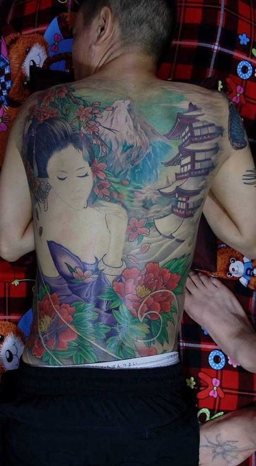 geisha tại [Hà Nội] Lâm Việt Art : Số 5 Lý Nam Đế - Hoàn Kiếm.