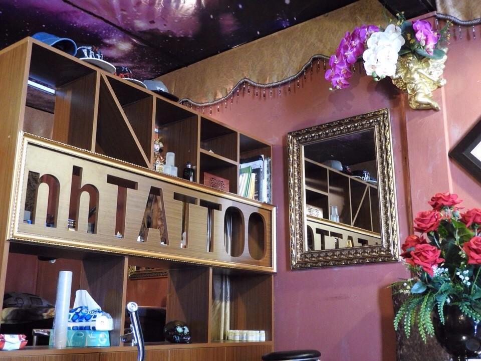 khong gian tai nhtattoo Năm Hoàng Tattoo Studio: Hẻm 331 Nguyễn Thiện Thuật, P.1, Q.3