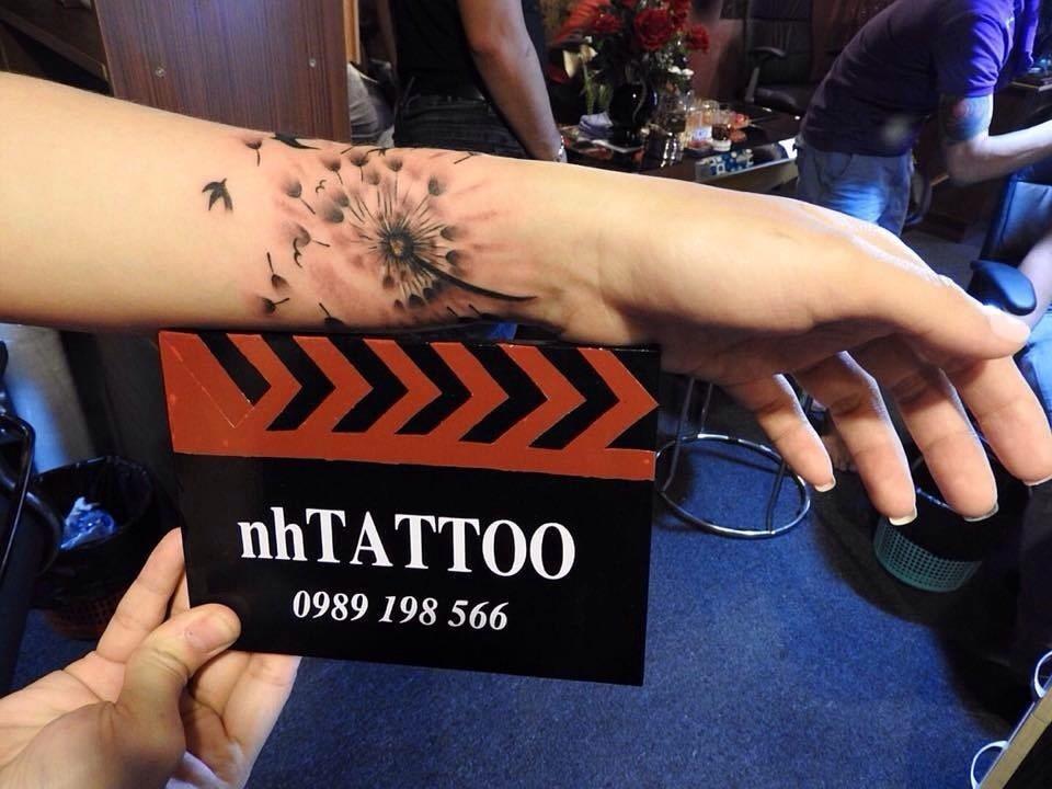 mini tattoo tại Năm Hoàng Tattoo Studio: Hẻm 331 Nguyễn Thiện Thuật, P.1, Q.3