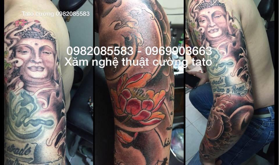 tác phẩm ưng ý tại [Hà Nội] Cường Tattoo - 37 Ngách 624/12 Minh Khai